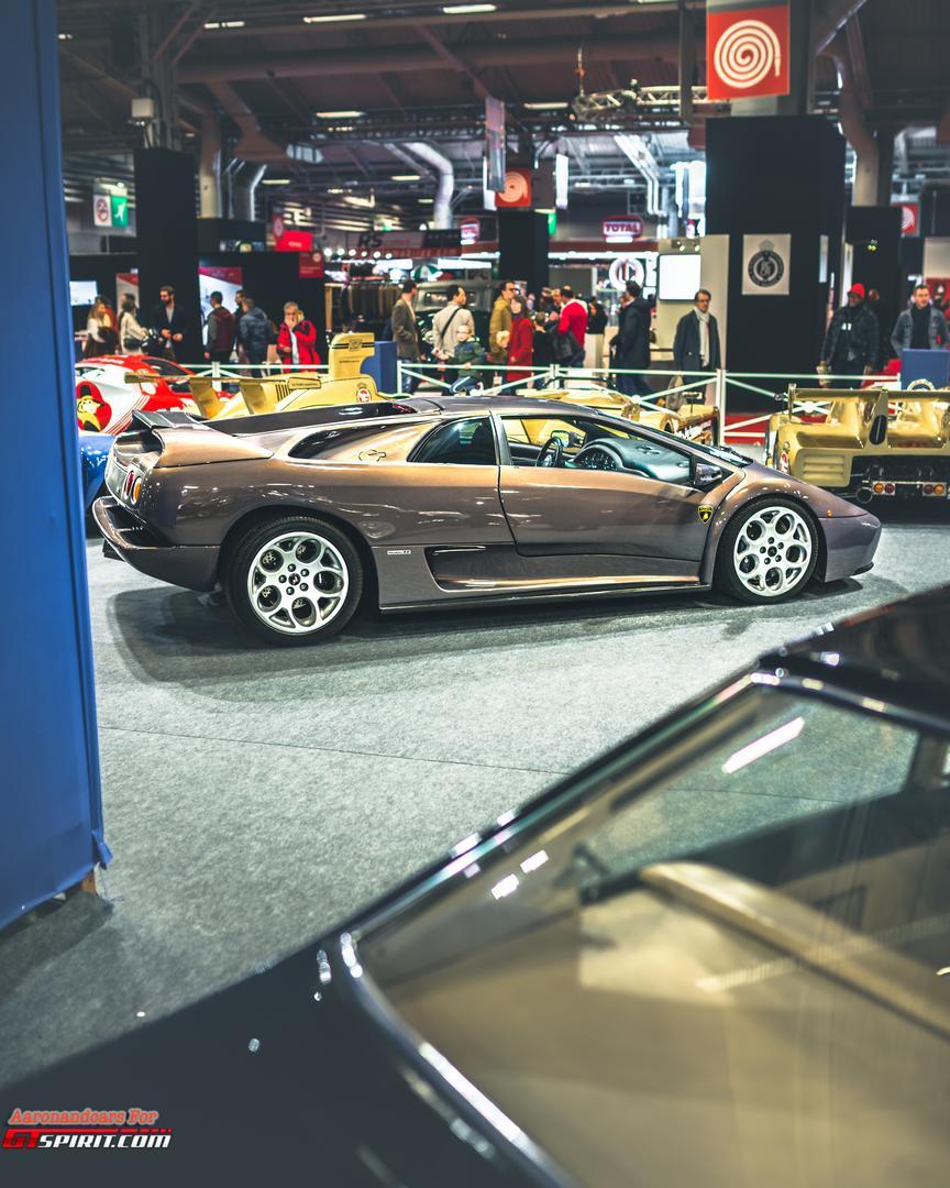 Retromobile 2020 Lamborghini Diablo