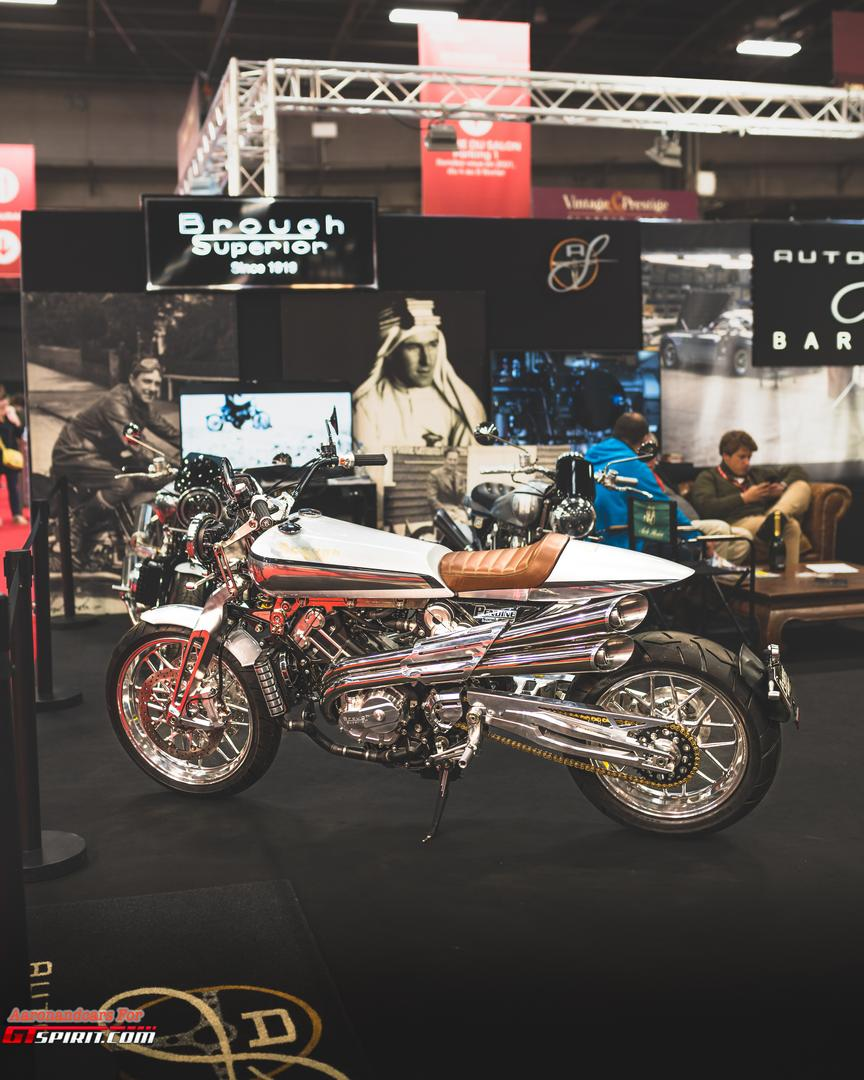 Retromobile 2020 Motorcycles