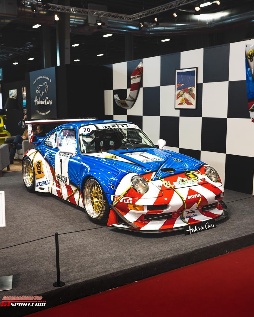Retromobile 2020 Porsche 993