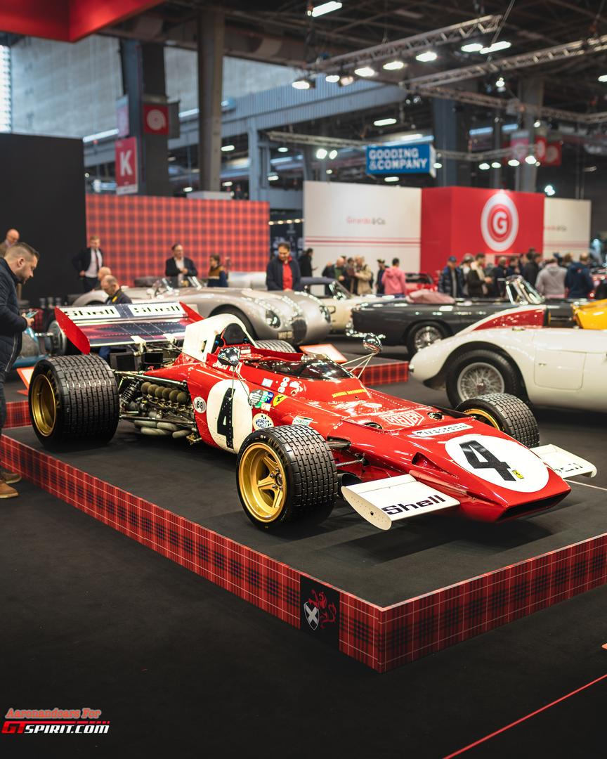 Retromobile 2020 Race Cars