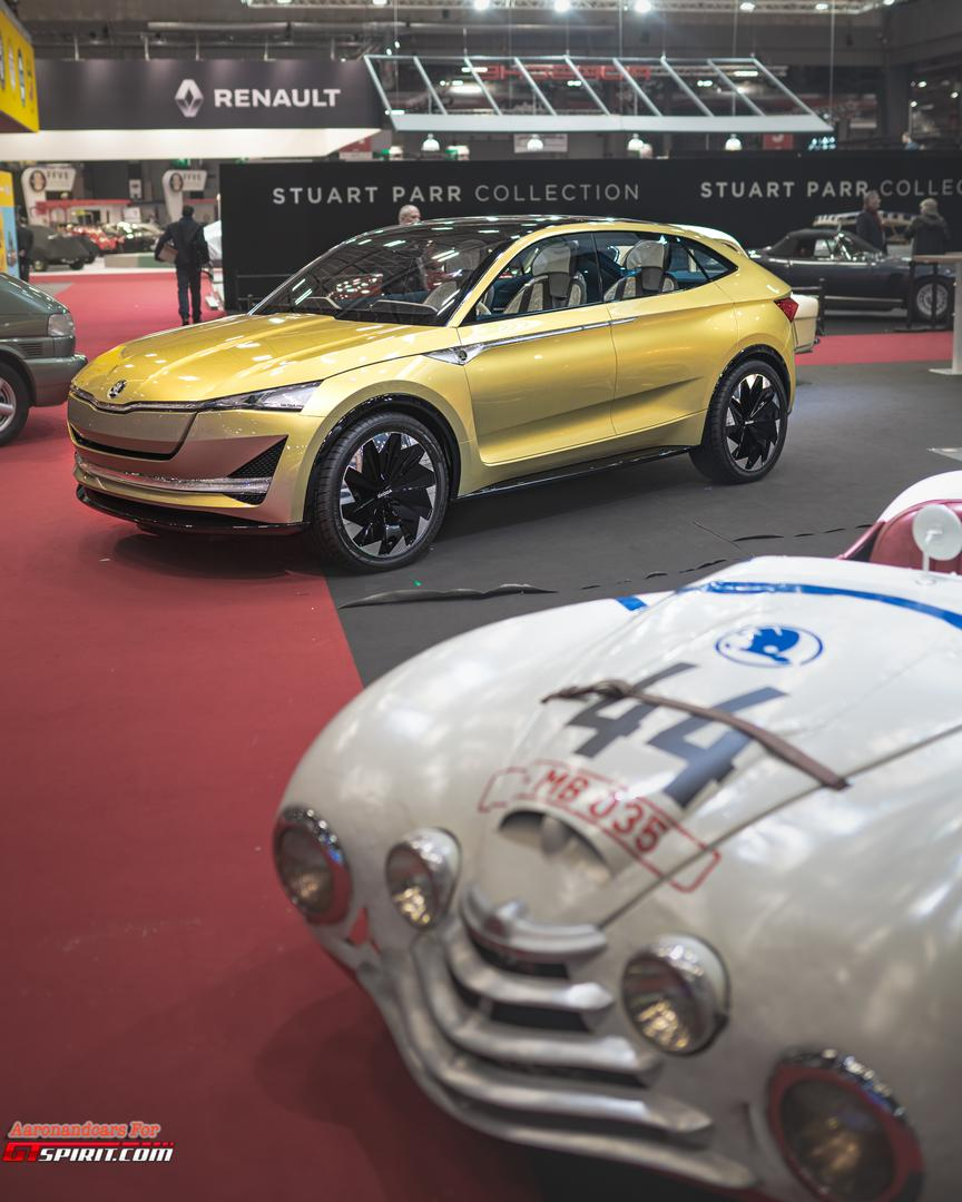 Retromobile 2020 Renault Cars