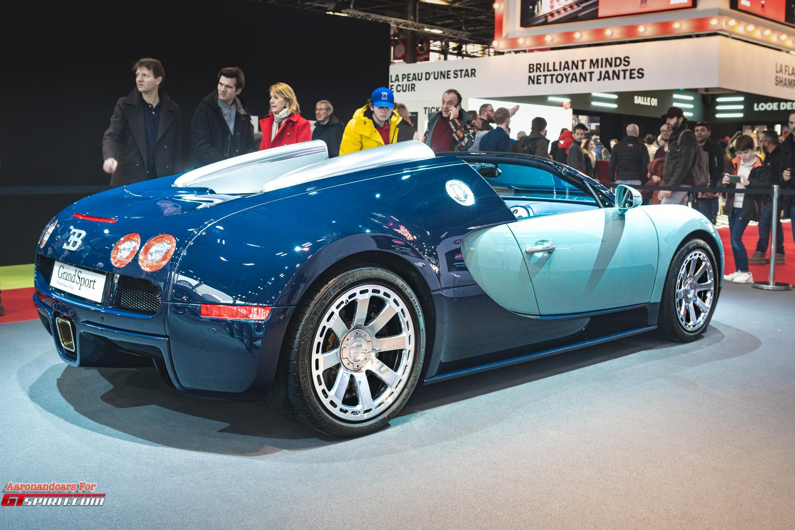 Retromobile 2020 Veyron