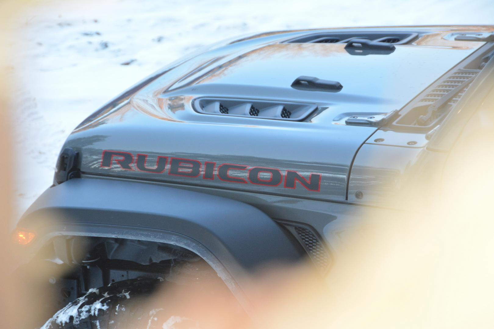 Rubicon Badge