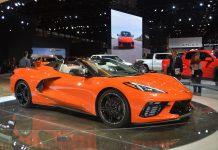Sebring Orange Corvette C8 Convertible