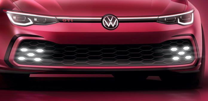 Volkswagen Golf GTI Teaser