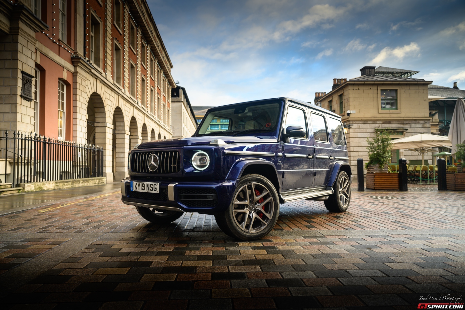 Special Report: The Mercedes-AMG G 63 Is The Ultimate All-Rounder