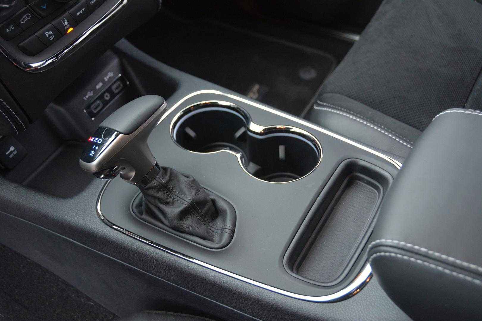 2020 Dodge Durango SRT 392 Cup Holders