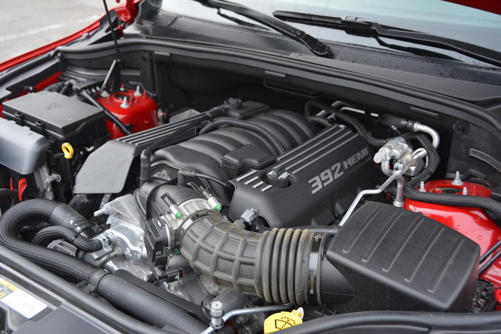 2020 Dodge Durango SRT 392 Engine
