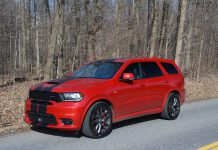 2020 Dodge Durango SRT 392 Review