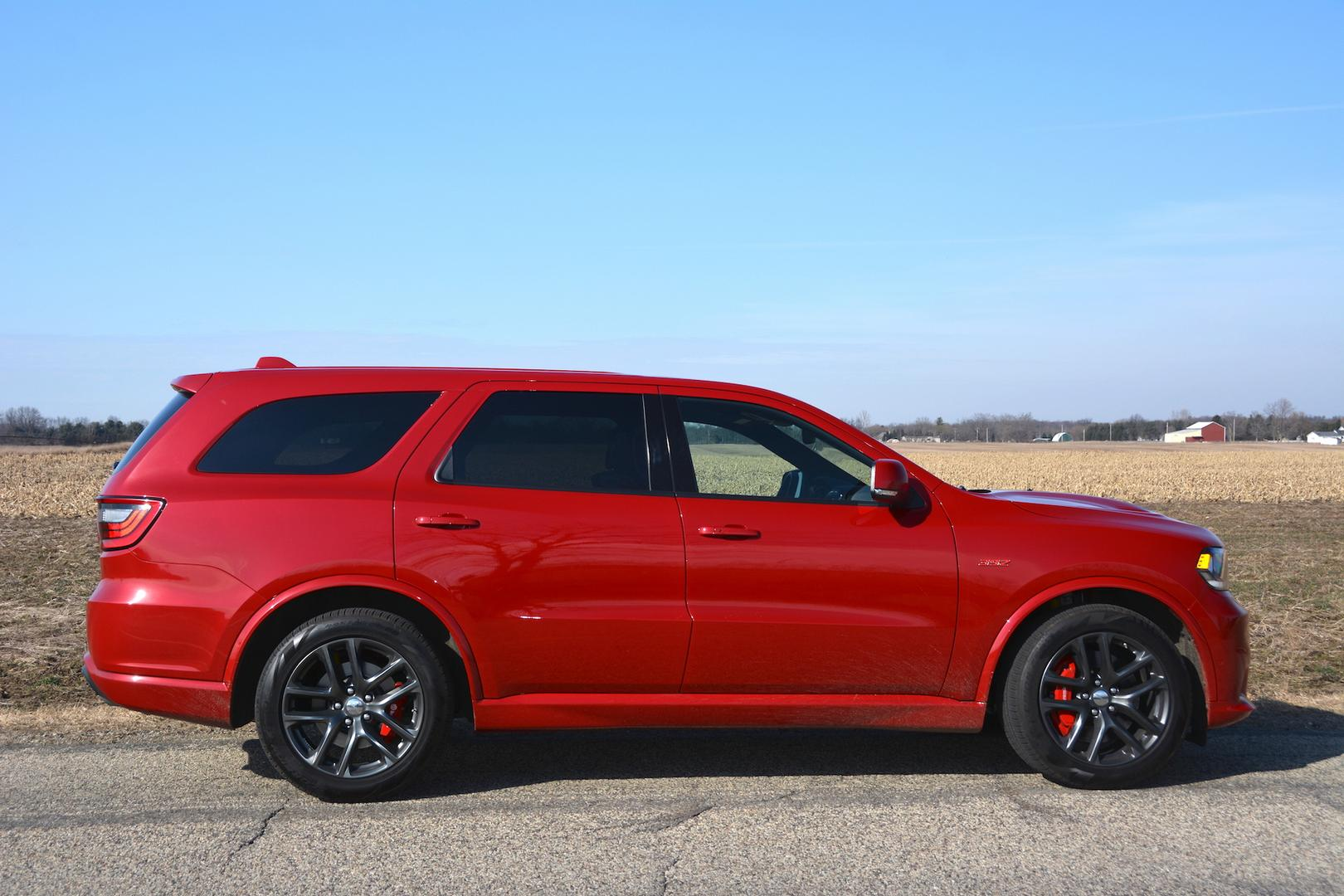 2020 Dodge Durango SRT 392 Side