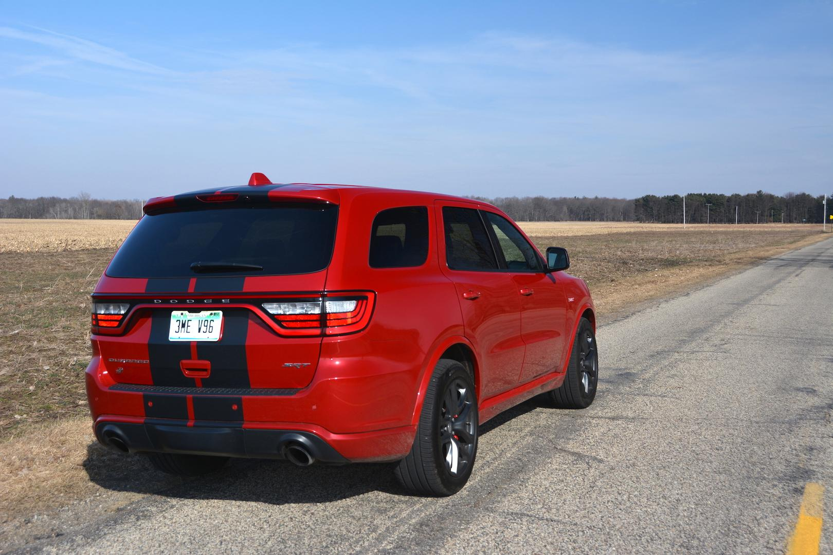 2020 Dodge Durango SRT 392 Specs