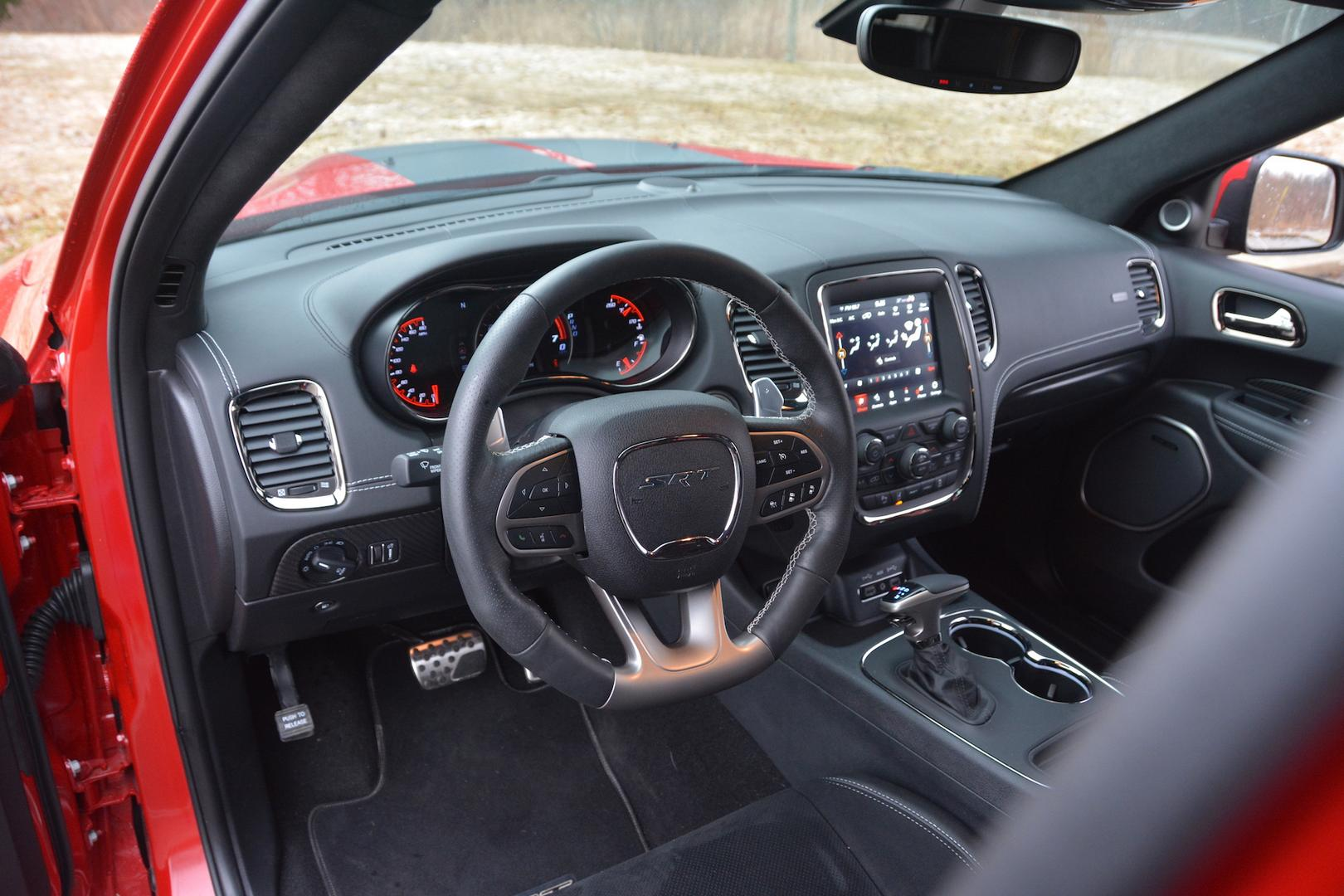 2020 Dodge Durango SRT 392 Steering Wheel