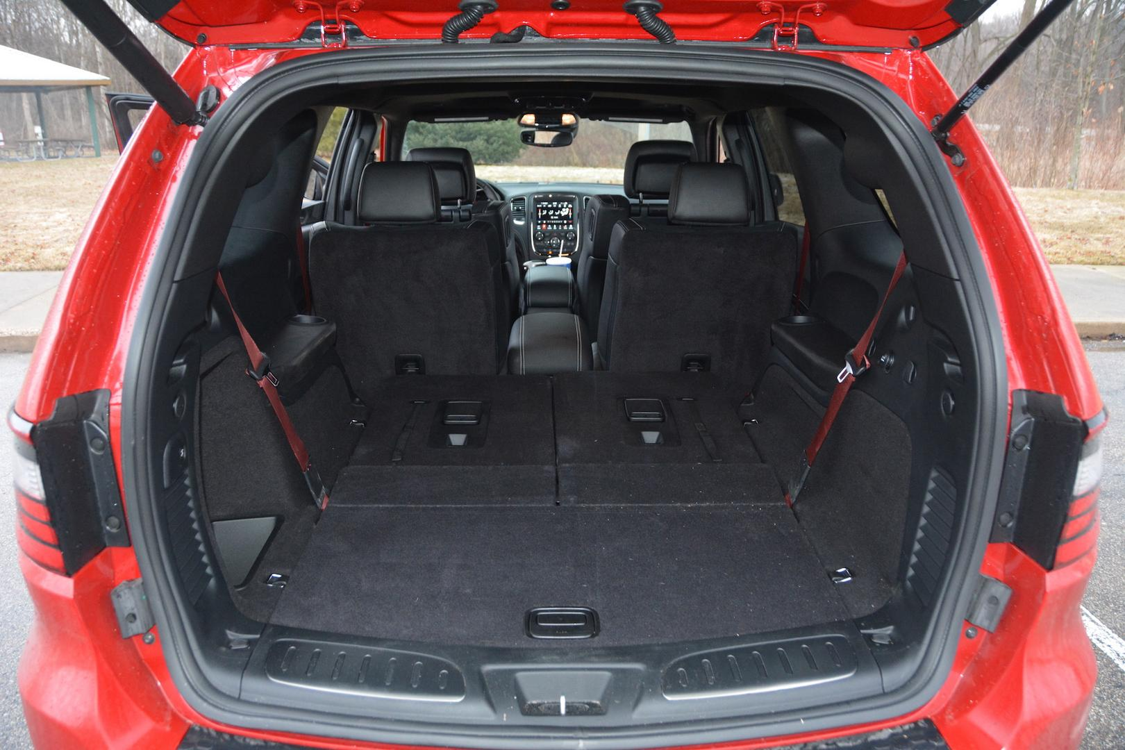 2020 Dodge Durango SRT 392 Trunk