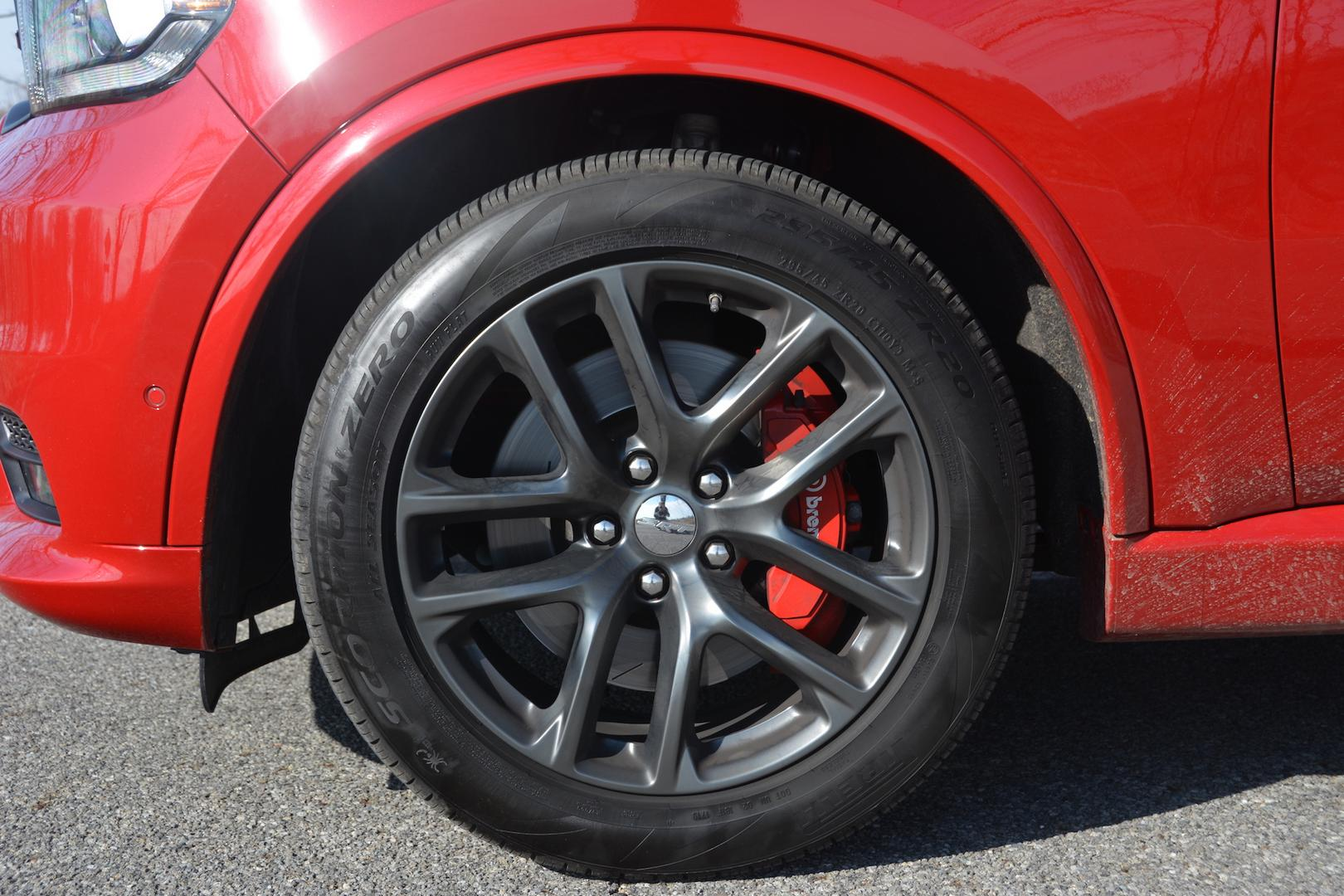 2020 Dodge Durango SRT 392 Wheels