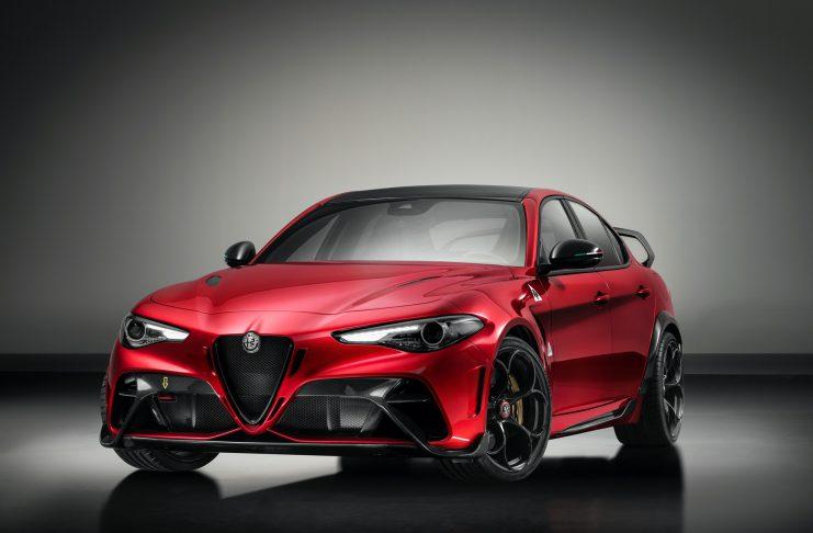 Alfa Romeo Guila GTA