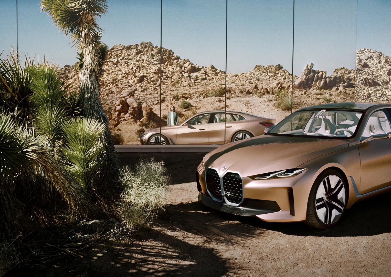 BMW Concept i4 Specs