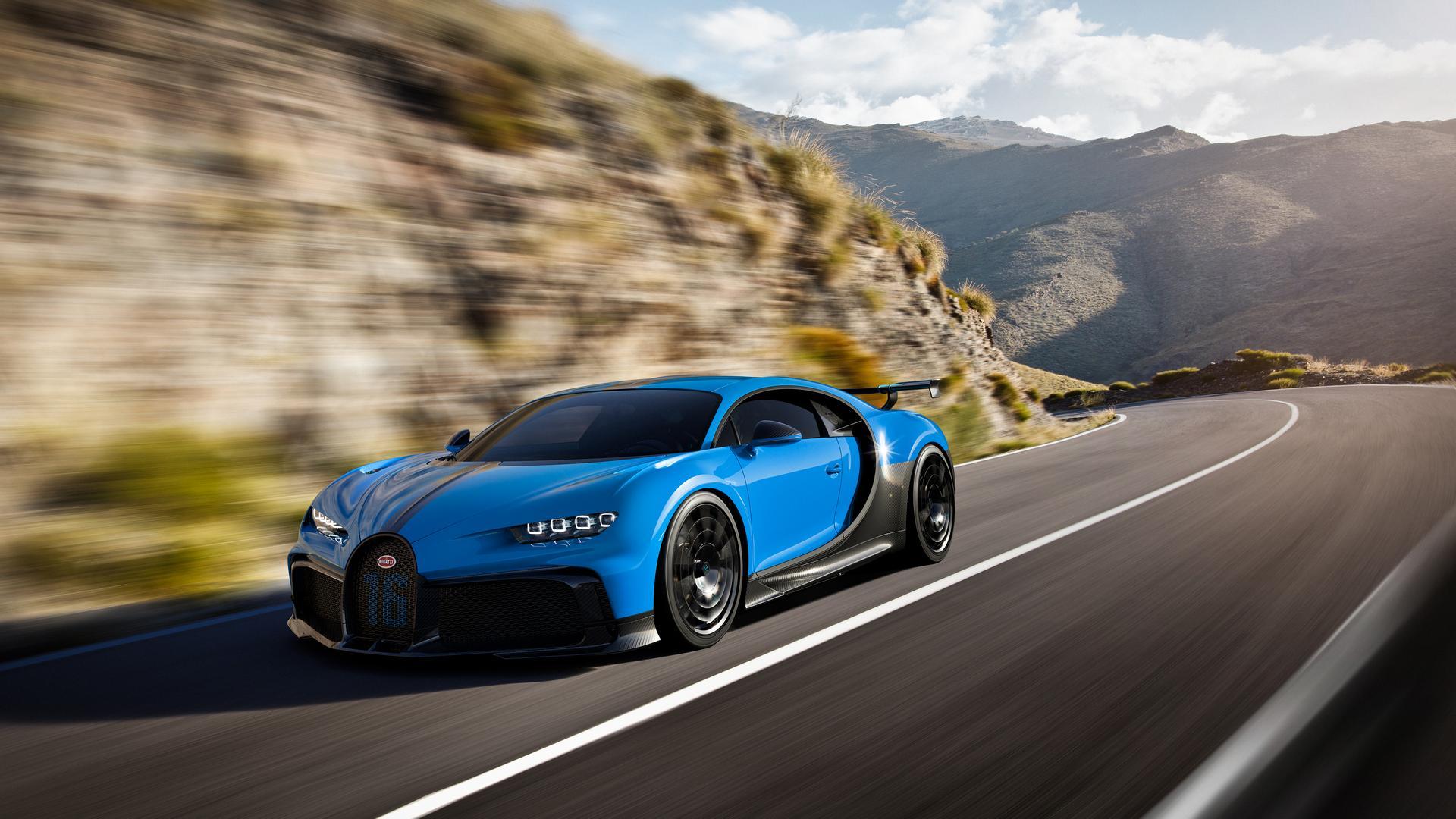 Bugatti Chiron Pur Sport Price