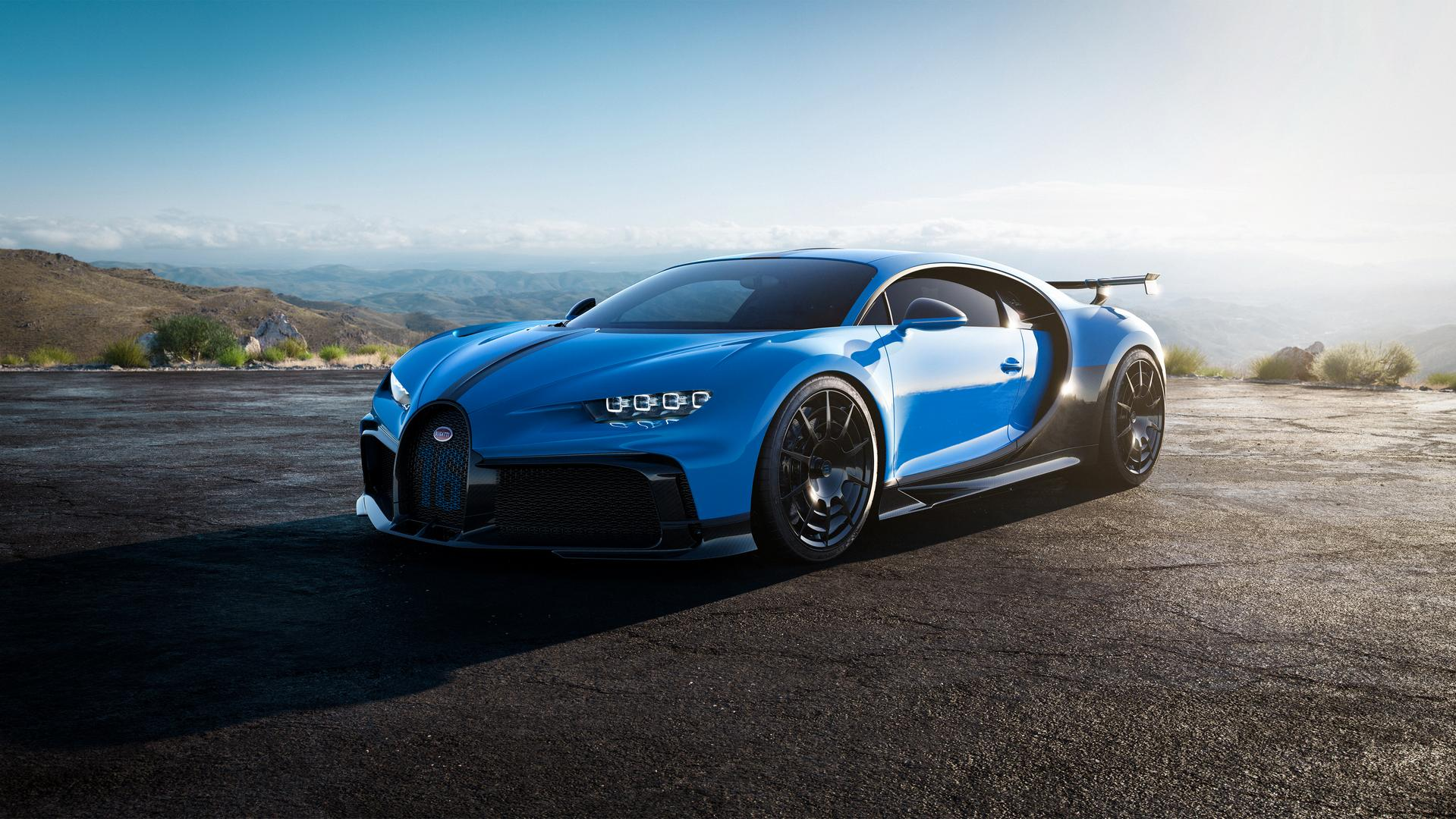 Bugatti Chiron Pur Sport Revealed with $3.35 Million Price Tag