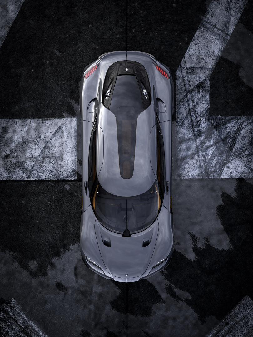 Koenigsegg Gemera Top