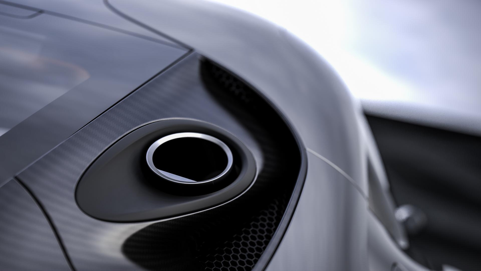 Koenigsegg Gemera Exhaust