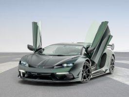 Lamborghini Doors