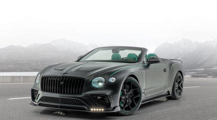 Mansory Bentley Bentayga GTC V8