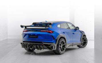 Mansory Lamborghini Urus Rear