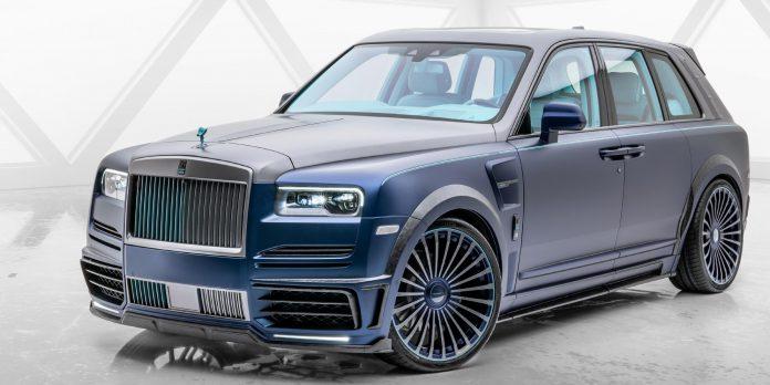 Mansory Rolls-Royce Cullinan
