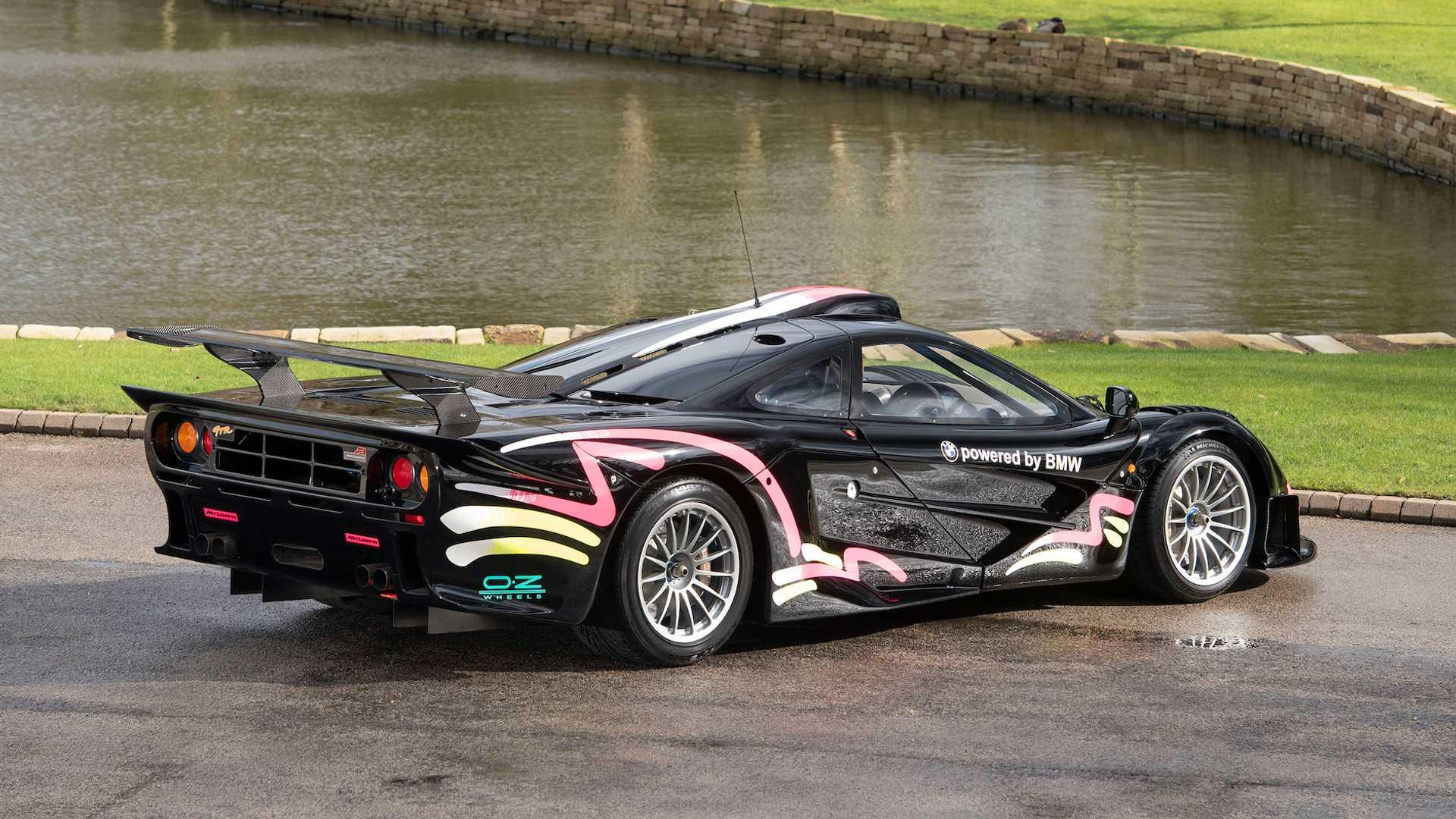 McLaren F1 GTR Longtail Price