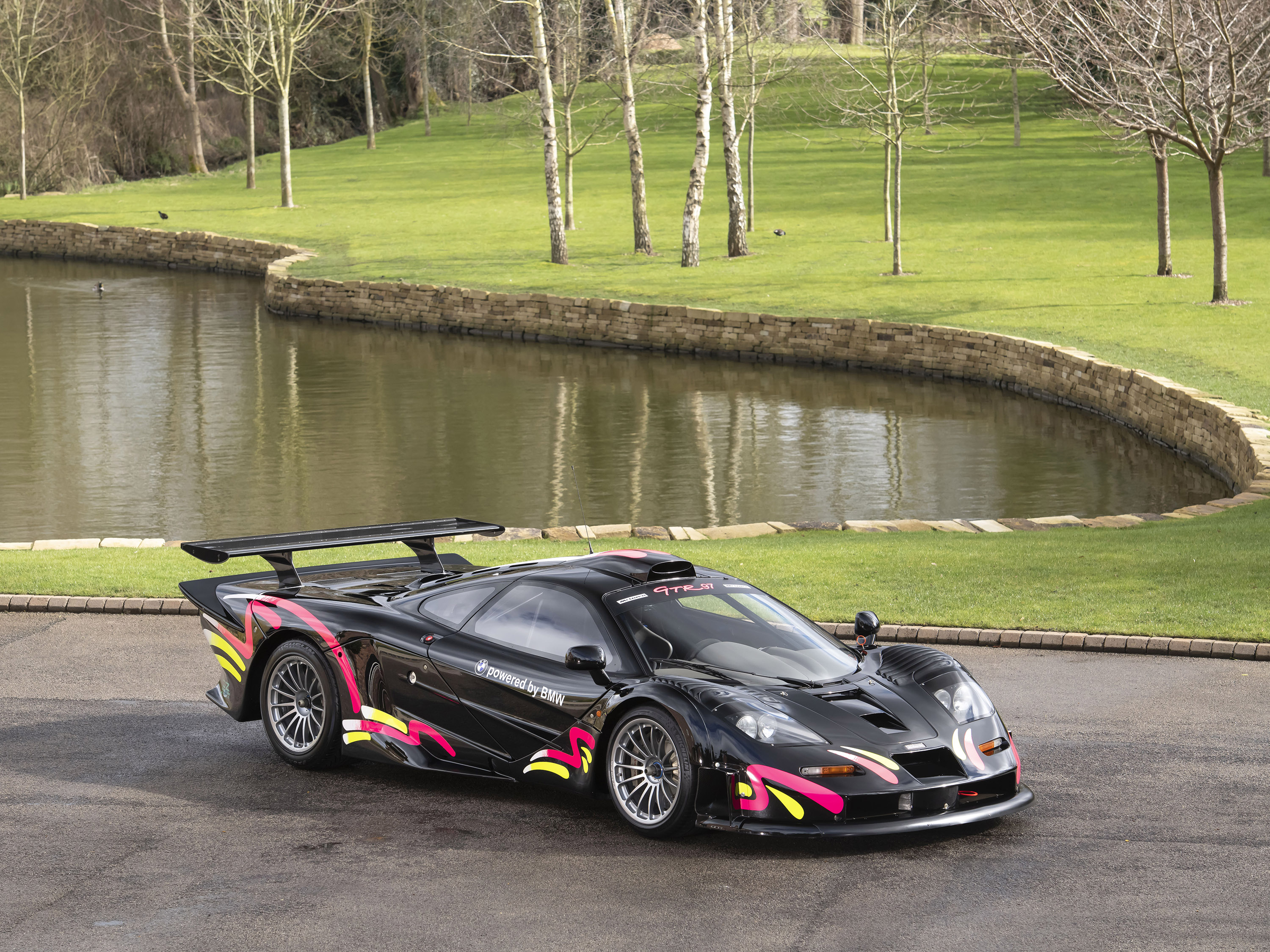 McLaren F1 GTR Longtail Wallpaper