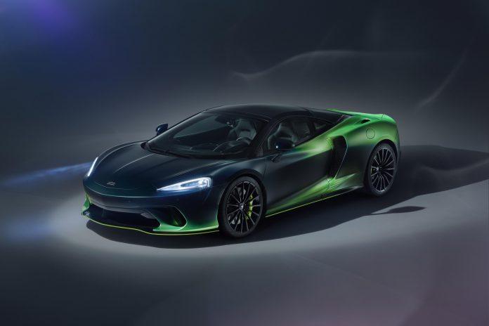 McLaren GT Verdant Theme