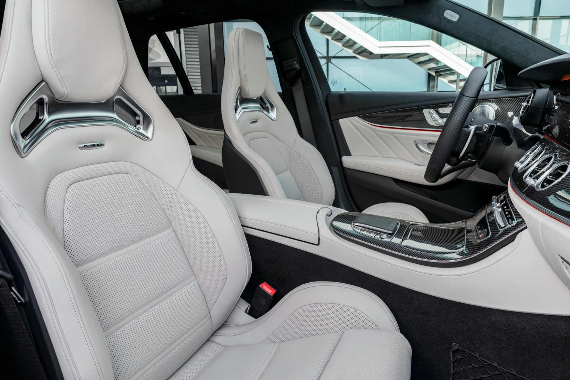 Mercedes-AMG E 53 Estate Facelift Seats