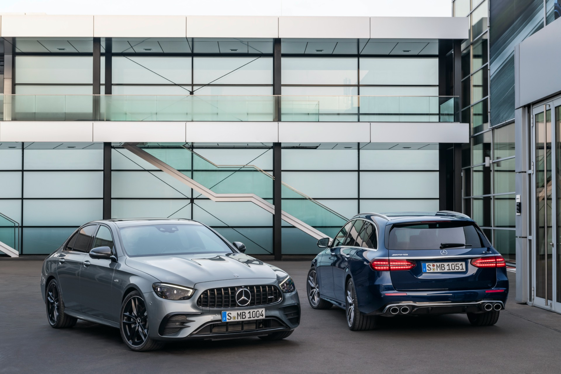 Mercedes-AMG E 53 Estate Facelift