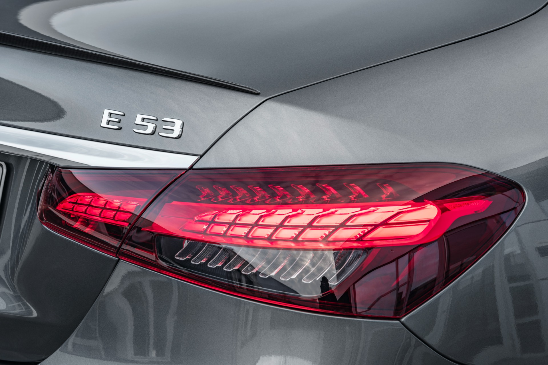 Mercedes-AMG E 53 Sedan Facelift Rear Lights