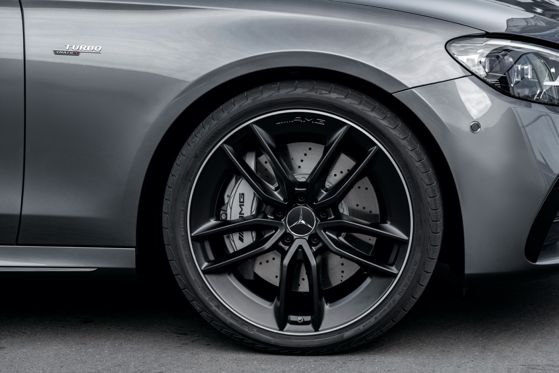 Mercedes-AMG E 53 Sedan Facelift Wheels