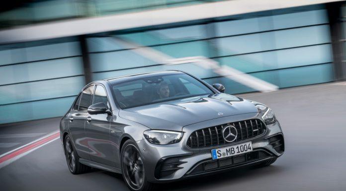 Mercedes-AMG E 53 Sedan Facelift