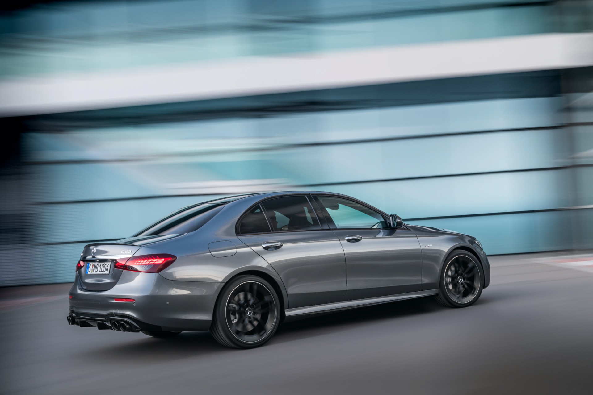 Mercedes-AMG E 53 Sedan Facelift
