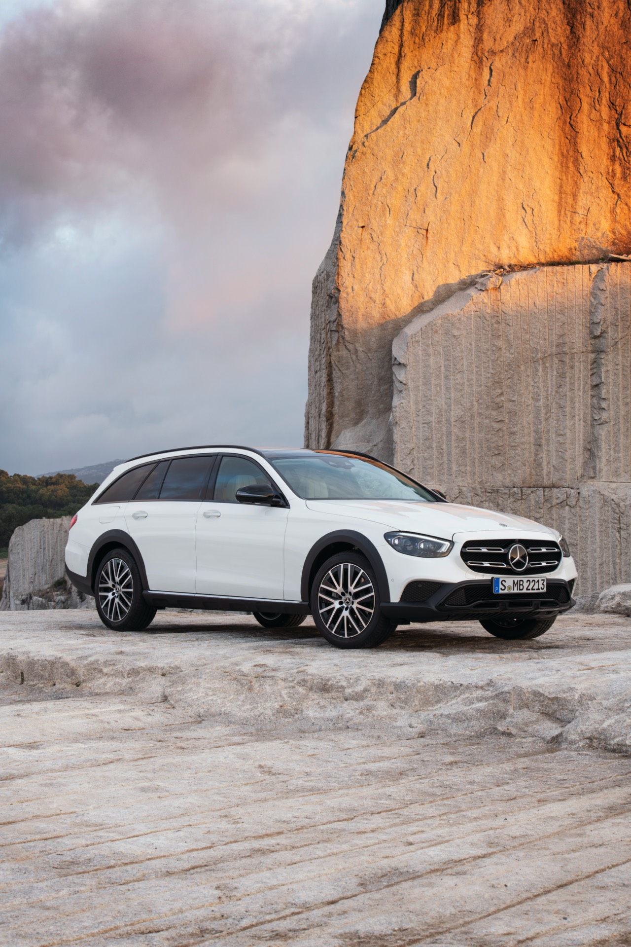 Mercedes-Benz E Class All Terrain Facelift