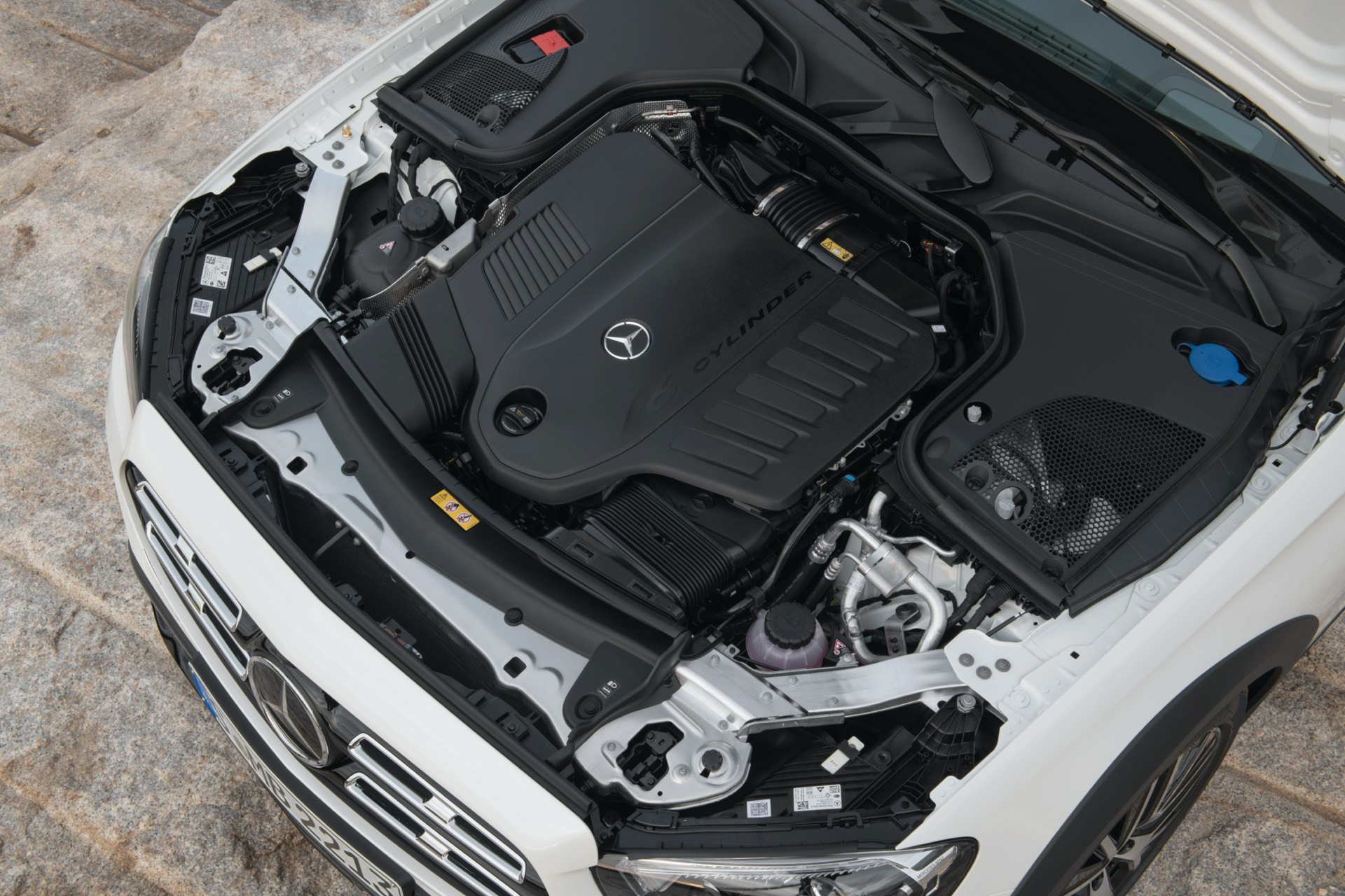 Mercedes-Benz E Class All Terrain Facelift Engine