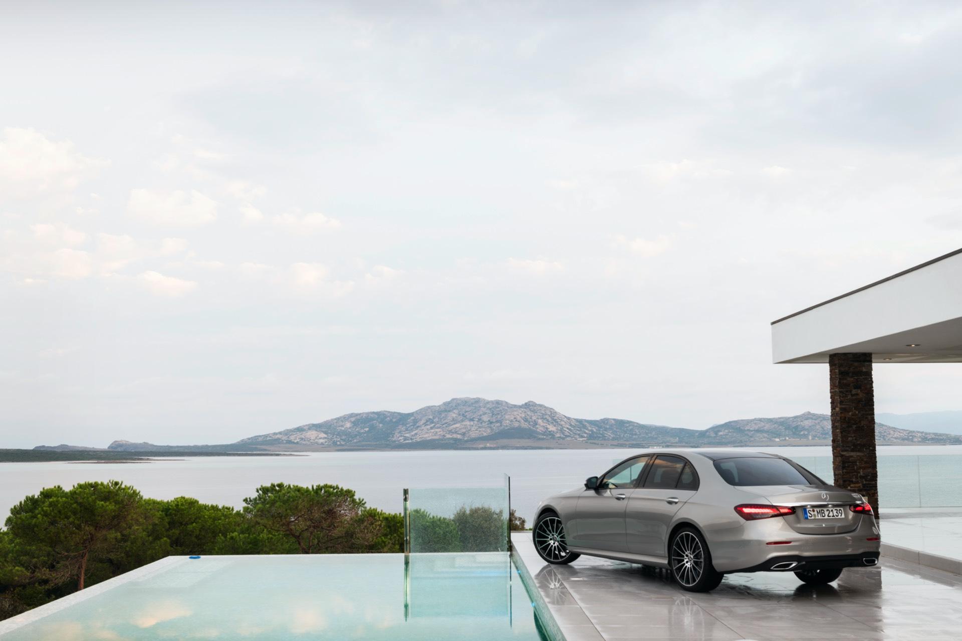 Mercedes-Benz E Class Facelift
