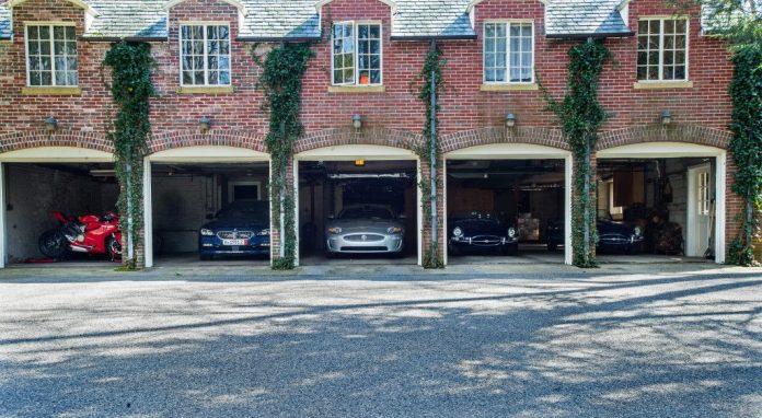 5 car dream garage
