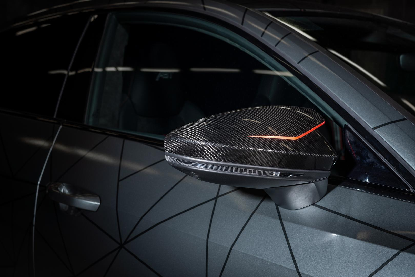 ABT RS7-R Carbon Mirrors