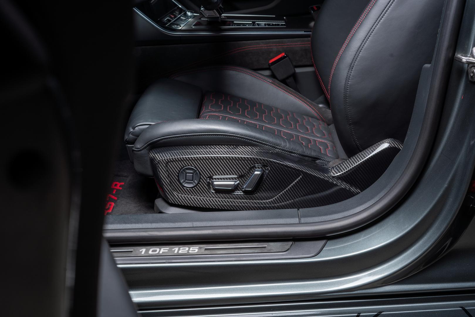 ABT RS7-R Carbon Seats