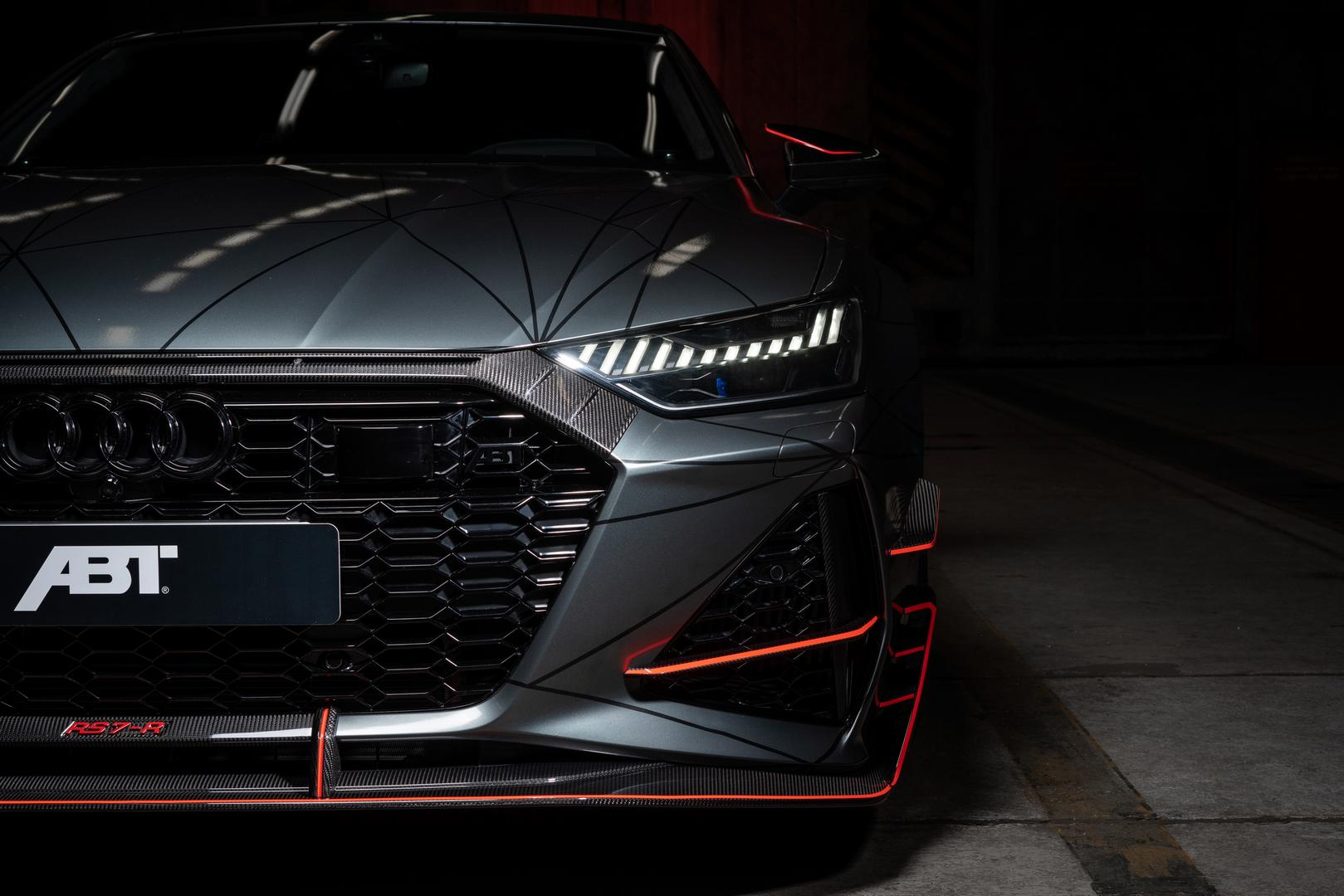 ABT RS7-R Front Grille