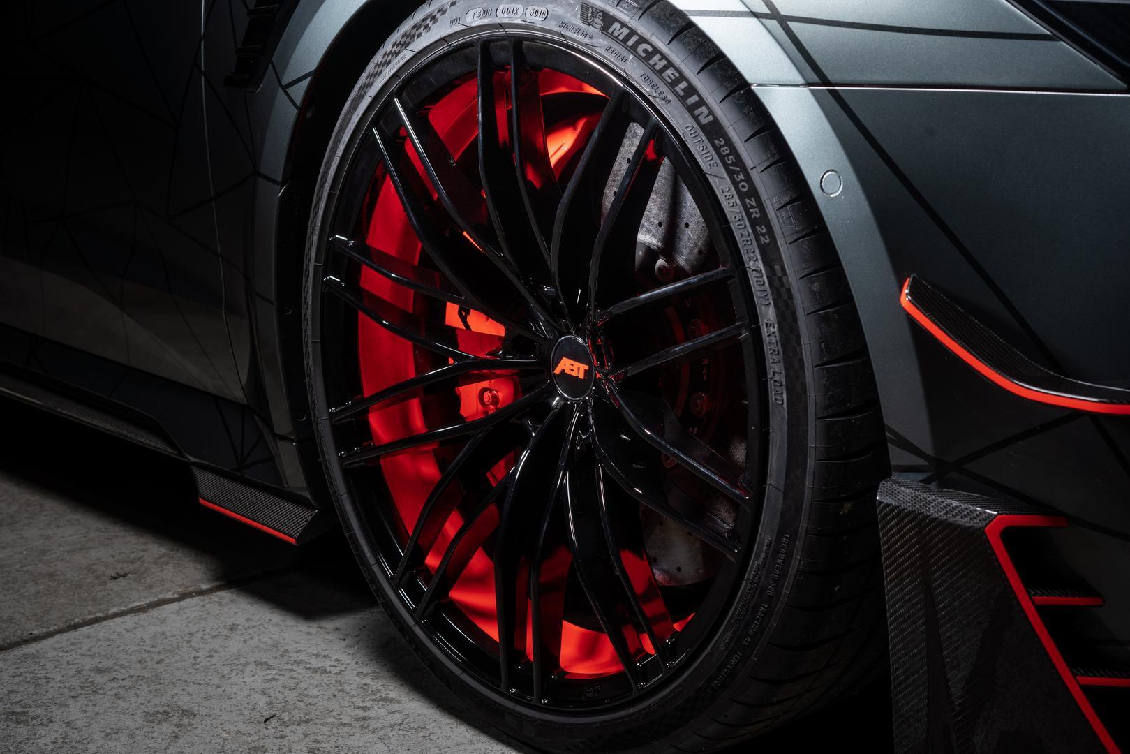 ABT RS7-R Wheels