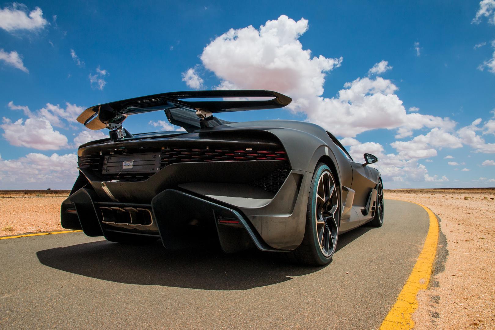 Bugatti Divo Development Complete – Cleared for Delivery