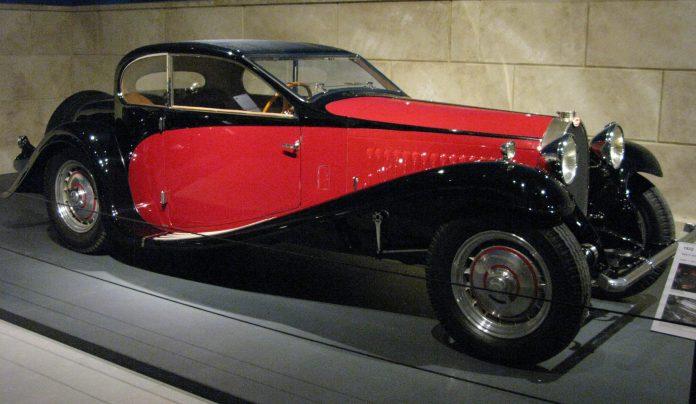 Bugatti Type 50T