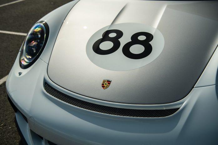 Porsche 991 Speedster RM Sothebys