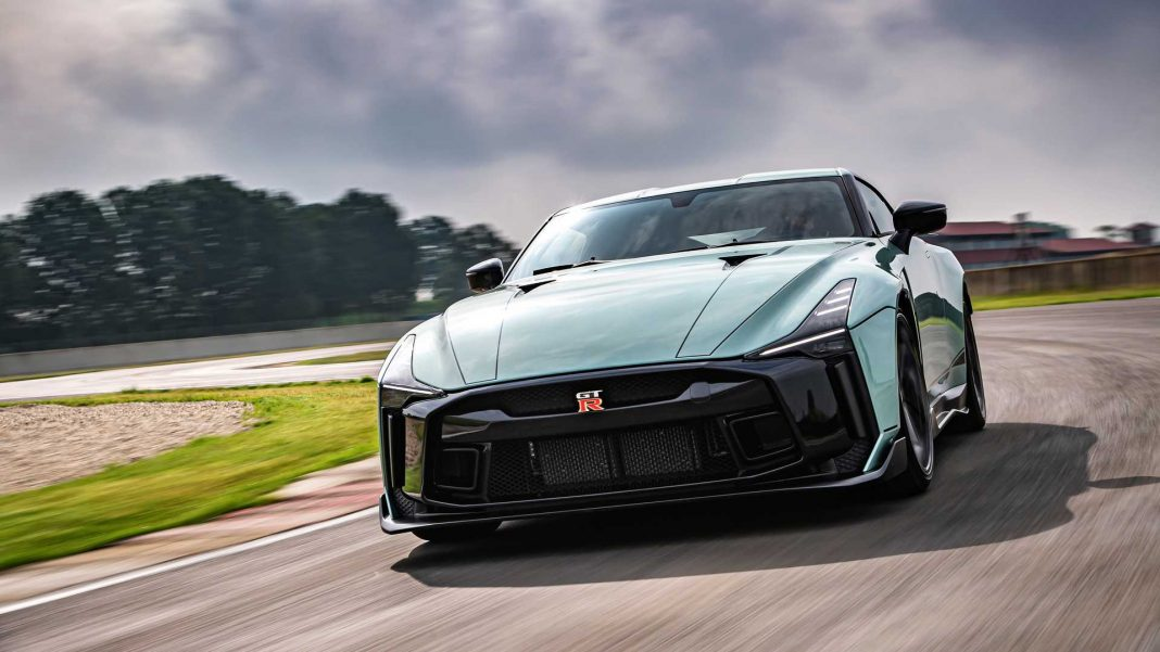 2020 Nissan GT-R50 Italdesign
