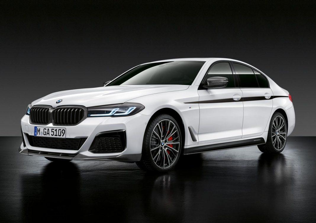 2021 BMW 5 Series M Performance Parts